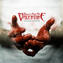 "Bullet For My Valentine – ""Temper Temper"" LP"