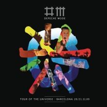 "Depeche Mode – ""Tour Of The Universe: Barcelona 20/21:11:09″"