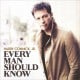 "Harry Connick, Jr. – ""Every Man Should Know"""