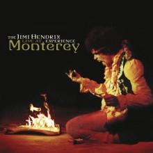 "Jimi Hendrix – ""Live At Monterey"""