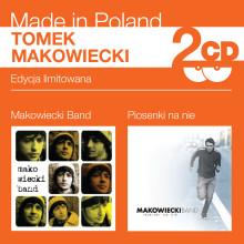 """Tomek Makowiecki – """"Makowiecki Band / Piosenki Na Nie"""""""