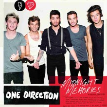 "One Direction – ""Midnight Memories"" Singel CD"