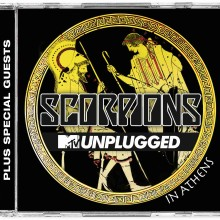"""Scorpions – """"MTV Unplugged – Scorpions Live in Athens"""""""