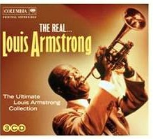 """Louis Armstrong – """"The Real…"""""""