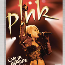 "PINK – ""Live In Europe: Try This Tour"""
