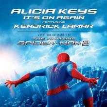 Alicia Keys i plejada w gwiazd w klipie do Spider-Mana!