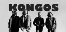 KONGOS już niedługo na płycie i na żywo w Polsce przed OneRepublic!