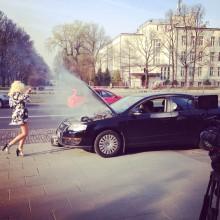 Zobacz teaser nowego klipu Marii Sadowskiej