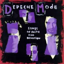 """Depeche Mode – """"Songs Of Faith And Devotion (Live)"""""""