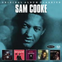 """Sam Cooke – """"Original Album Classics"""""""
