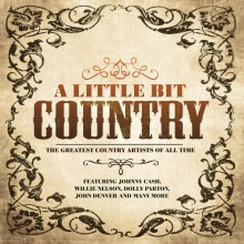 "Various Artists – ""A Little Bit Country"""