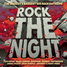 "Various Artists – ""Rock The Night"""