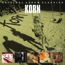 """KORN – """"Original Album Classics"""""""