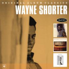 """Wayne Shorter – """"Original Album Classics """""""