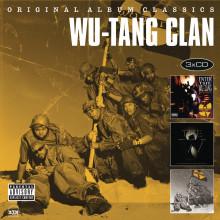 """Wu-Tang Clan – """"Original Album Classics"""""""