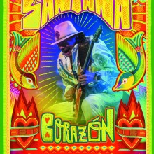 "Santana – ""Corazón – Live From Mexico: Live It To Believe It"""