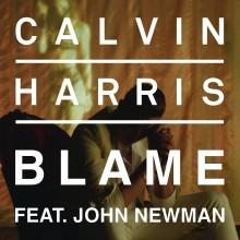 """Posłuchaj singla Calvina Harrisa i Johna Newmana – """"Blame"""" !"""