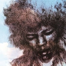 "Jimi Hendrix  – ""The Cry of Love"""