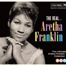 """Aretha Franklin – """"The Real…"""""""