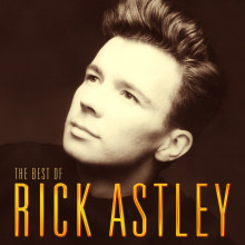 "Rick Astley – ""The Best Of Rick Astley"""