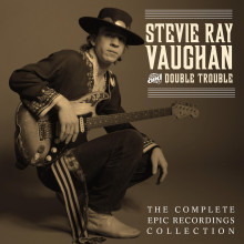 "Stevie Ray Vaughan – ""The Complete Epic Recordings Collection """