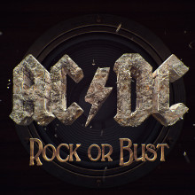 "AC/DC – ""Rock Or Bust"""