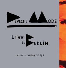 """Depeche Mode – jedyny pokaz kinowy """"Live In Berlin"""" !"""