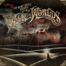 "Jeff Wayne – ""Highlights From Jeff Wayne's Musical Version Of The War Of The Worlds – The New Generation"""