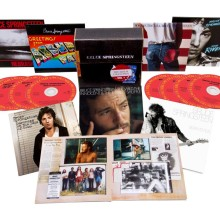 "V – ""Bruce Springsteen: The Album Collection Vol. 1 1973-1984"""