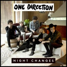 "One Direction- ""Night Changes"" (Singiel CD)"
