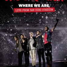 "One Direction – ""Where We Are: Live From San Siro Stadium"""