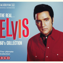 """Elvis Presley – """"The Real – The 60s Collection…Elvis Presley"""""""