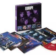 """Europe – """"Original Album Classics"""""""