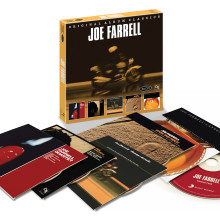 "Joe Farrel – ""Original Album Classics"""