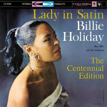 """Billie Holiday – """"Lady In Satin: The Centennial Edition"""""""