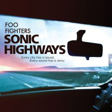 FOO FIGHTERS: Sonic Highways – DVD