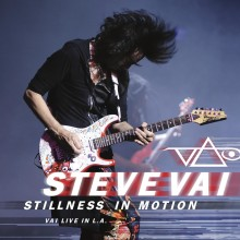 "Steve Vai – ""Stillness In Motion: Vai Live in LA"""