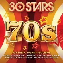 "Various – ""30 Stars: 70s"""