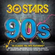 "Various – ""30 Stars: 90s"""