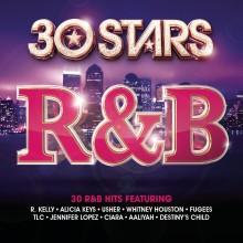 """Various – """"30 Stars: R&B"""""""