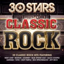 "Various – ""30 Stars: Classic Rock"""