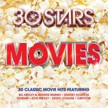 """Various – """"30 Stars: Movies"""""""