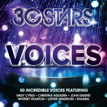 "Various – ""30 Stars: Voices"""