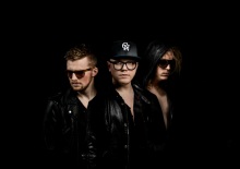 """CARPARK NORTH """"Phoenix"""" – nowy album electro-rockowej formacji z Danii ! Zobacz klip z Sandrą Nasic JUŻ TERAZ!"""