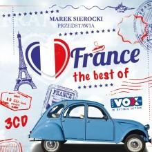 "Various – ""Marek Sierocki Przedstawia: I love… the best of France"""
