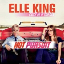 """Elle King nagrała utwór """"Catch Us If You Can"""" promujący film """"Hot Pursuit"""" z udziałem Reese Witherspoon i Sofii Vergara"""