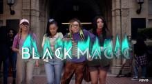 """""""Czarna Magia"""" w wykonaniu Little Mix! Zobacz najnowszy teledysk najpopularniejszego brytyjskiego girlsbandu!"""