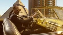 SNOOP DOGG, Pharrell i Stevie Wonder w kolejnym niesamowitym klipie do singla z płyty BUSH!