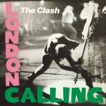 "The Clash – ""London Calling (LP)"