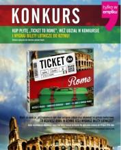 Konkurs Ticket to Rome